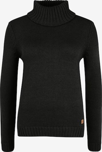 Oxmo Rollkragenpullover 'Pia' in schwarz, Produktansicht