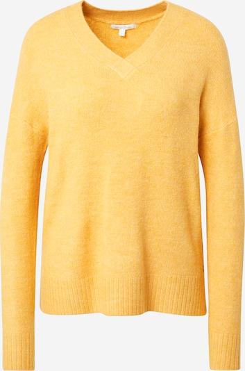 TOM TAILOR DENIM Pullover in dunkelgelb, Produktansicht