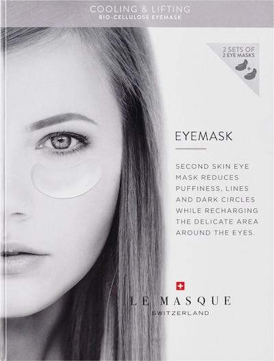 Le Masque Switzerland Maske 'Cooling & Lifting' in weiß, Produktansicht
