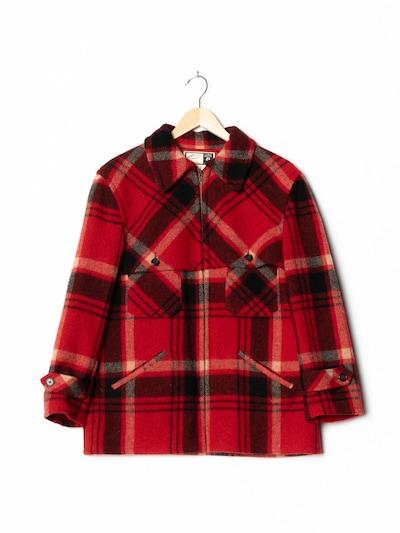Ralph Lauren Wollmantel in XL in rubinrot, Produktansicht