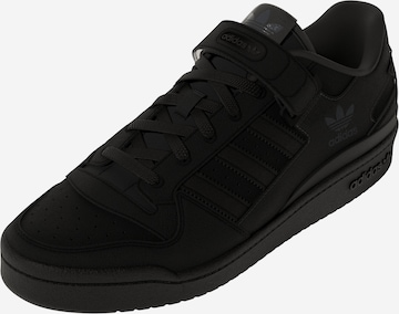 Sneaker bassa 'FORUM LOW' di ADIDAS ORIGINALS in nero