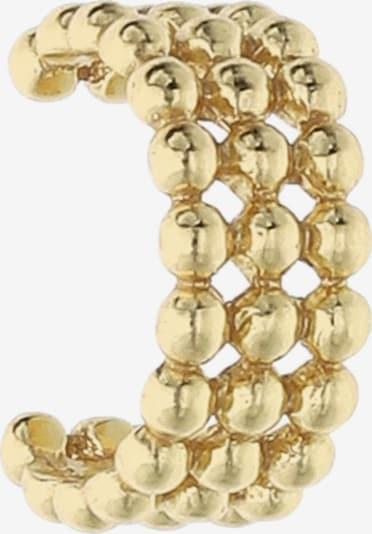 Six Piercings in de kleur Goud, Productweergave