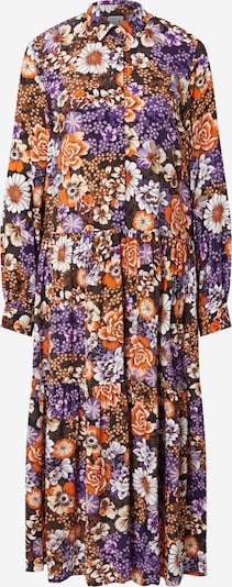 Emily Van Den Bergh Kleid in mischfarben / schwarz, Produktansicht