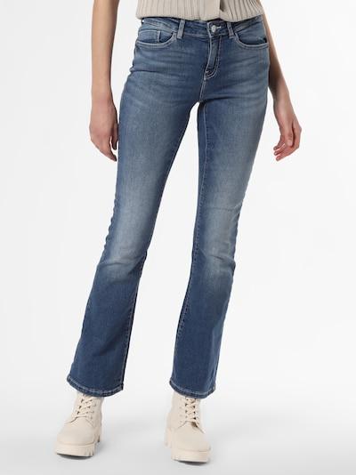 Noisy may Jeans 'MARLI' in blue denim, View model