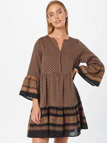 Robe-chemise 'Julia' Cecilie Copenhagen en noir