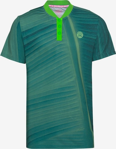 BIDI BADU Poloshirt 'Kesar' in grün, Produktansicht