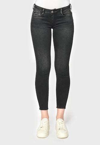 Le Temps Des Cerises Jeans in Zwart