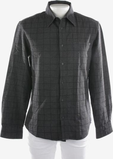 DRYKORN Freizeithemd  in L in grau / schwarz, Produktansicht