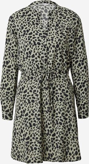 ONLY Kleid 'Cory' in pastellgrün / schwarz, Produktansicht