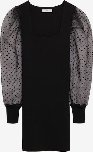 MANGO Kleid 'Lacy' in schwarz, Produktansicht