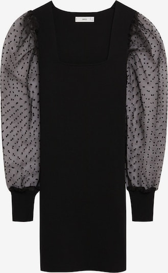 MANGO Kokteilové šaty 'Lacy' - čierna, Produkt