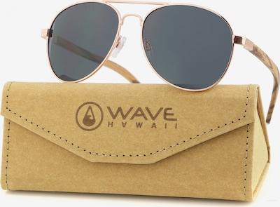 Wave Hawaii Sonnenbrille ' Trucka ' in beige / rosegold, Produktansicht