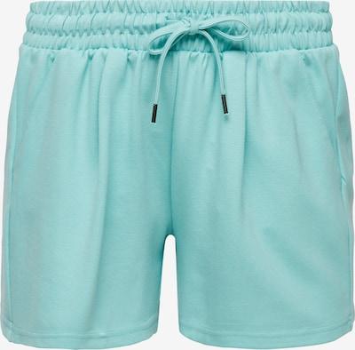 Q/S designed by Pantalon en turquoise, Vue avec produit