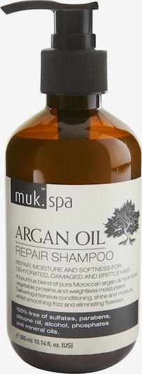 muk Haircare Shampoo 'Argan Oil Repair' in transparent, Produktansicht