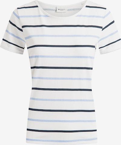 REDGREEN T-shirt 'Caya' in beige / dunkelblau / rosé / weiß, Produktansicht