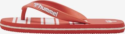 Hummel Strand-/Badeschuh in orange / weiß, Produktansicht
