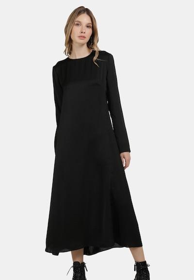 Rochie DreiMaster Vintage pe negru, Vizualizare model