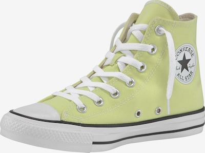 CONVERSE Sneakers high 'Chuck Taylor All Star' in light yellow / black / white, Item view