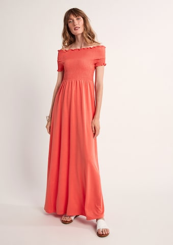 COMMA Dress in Orange