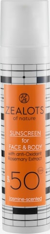 Zealots of Nature Sunscreen 'Face & Body' in