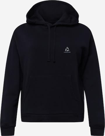 NU-IN Plus Sweatshirt i svart