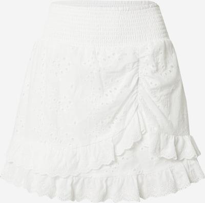 Fustă 'Ella' Hailys pe alb, Vizualizare produs