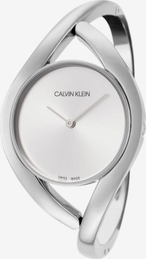 Calvin Klein Analoog horloge in de kleur Zilver, Productweergave