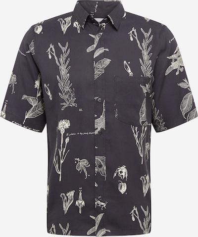 Samsoe Samsoe Košile 'Taro' - béžová / černá, Produkt