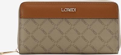 L.CREDI Geldbörse 'FILIBERTA' in beige / taupe, Produktansicht