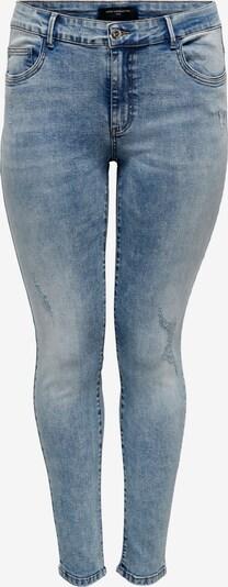 ONLY Carmakoma Jeans 'Sally' in de kleur Blauw denim, Productweergave