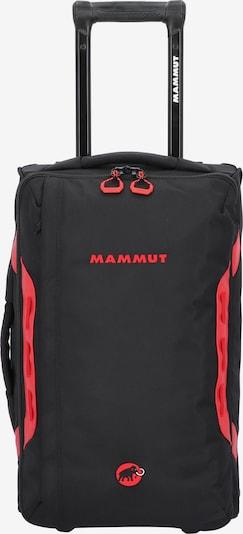 MAMMUT Kabinentrolley 'Cargo' in rot / schwarz, Produktansicht