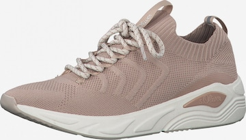 s.Oliver Sneakers in Pink