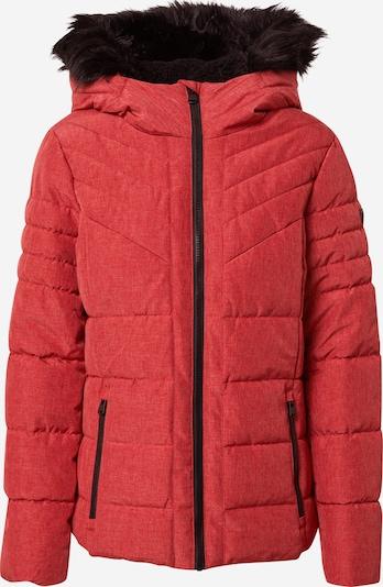 EDC BY ESPRIT Veste d'hiver en rouge / noir, Vue avec produit