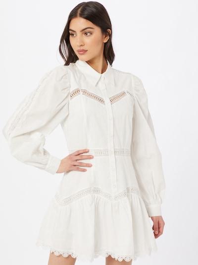Designers Remix Košilové šaty 'Sandra' - krémová, Model/ka