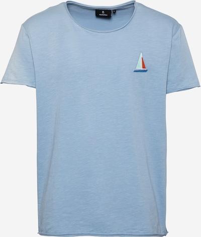 Tricou recolution pe albastru regal, Vizualizare produs