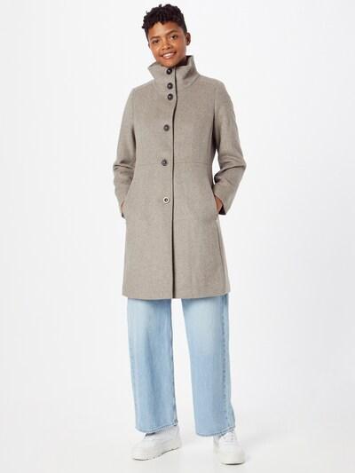 Esprit Collection Mantel in taupe, Modelansicht