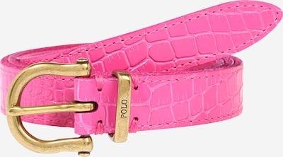 POLO RALPH LAUREN Opasek - pink, Produkt