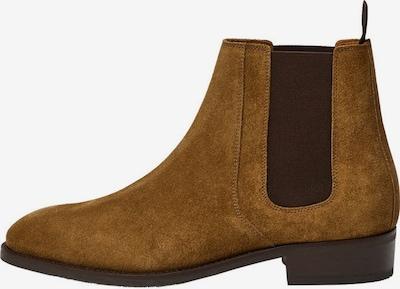 MANGO MAN Chelsea Boots in sand, Produktansicht