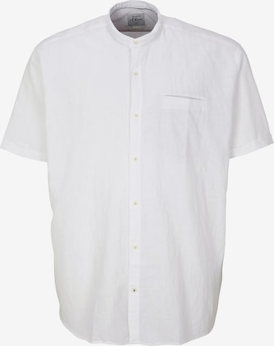 s.Oliver Men Big Sizes Hemd in weiß, Produktansicht