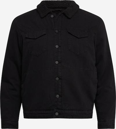Only & Sons (Big & Tall) Prehodna jakna 'JONNY' | črna barva, Prikaz izdelka