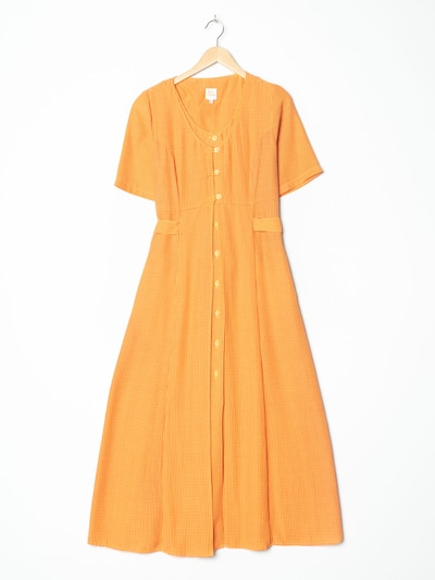 michele boyard Kleid in L-XL in orange, Produktansicht