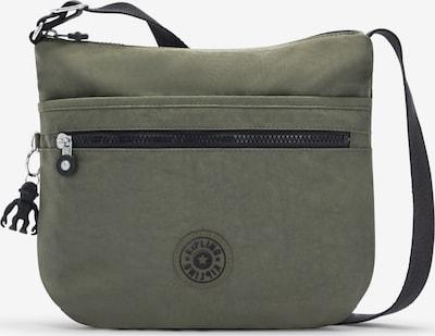 KIPLING Umhängetasche 'Arto' in dunkelgrün / schwarz, Produktansicht