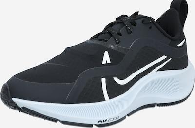 NIKE Sportschuh  'Air Zoom Pegasus 37 Shield' in schwarz / weiß, Produktansicht