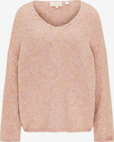 usha FESTIVAL Jersey talla grande en amarillo pastel / lila pastel / rosa, Vista del producto
