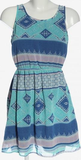 H&M Sommerkleid in M in blau / türkis / pink, Produktansicht