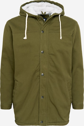 Denim Project Between-seasons parka in olive, Item view
