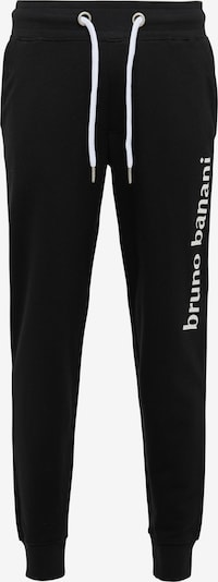 BRUNO BANANI Pantalon en noir, Vue avec produit
