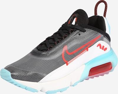 Nike Sportswear Baskets basses 'Air Max 2090' en bleu / rouge / noir, Vue avec produit