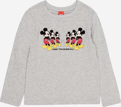 OVS Shirt 'MICKEY' in de kleur Taupe / Geel / Grijs gemêleerd / Grenadine / Zwart, Productweergave