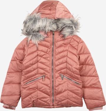 LEMON BERET Winter Jacket in Pink